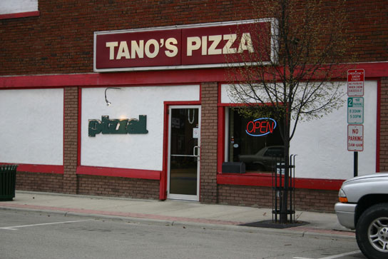 Tano's Pizza Montpelier