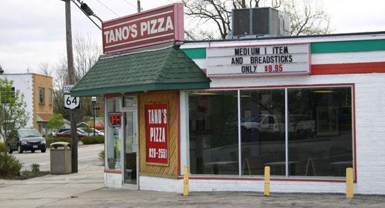 Tano's Swanton